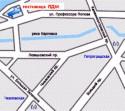 Гостиница «ЛДМ» (Ленинградский Дворец Молодежи)