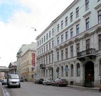 Общежитие гостиничного типа при РГПУ им. Герцена