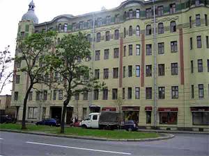 Общежитие на Лиговском 275